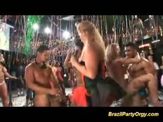 brazilian, group sex, blowjob