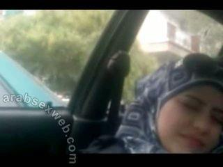 voyeur, al aire libre, árabe