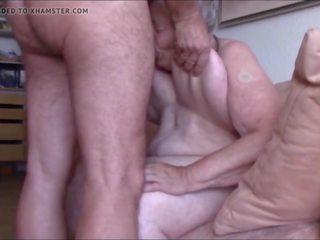 Lange oma-euter: безкоштовно бабуся порно відео 7b