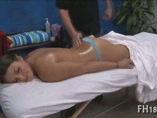 Schattig sexy 18 jaar oud gets geneukt hard