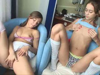 Natasha Shy and Mary