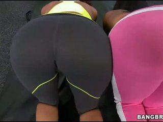 babes, verbazend, butts
