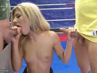 pěkný hardcore sex, každý kouření zkontrolovat, ideální blondýnky více