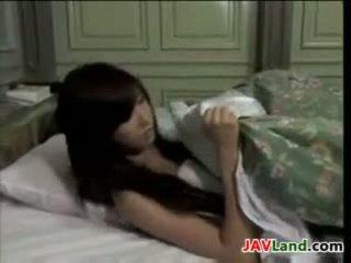 Beautiful Japanese Housewife Fucking