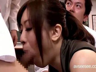 japanese, titjob, bigboobs, classroom, teacher, busty