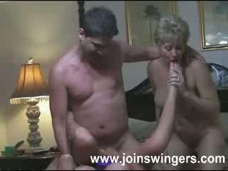 суинг, баба, на възраст