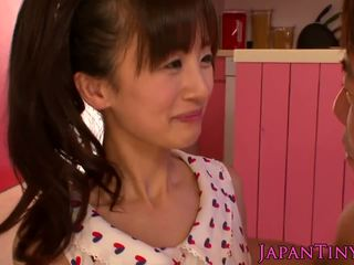Japanese Tiny Squirting While Fingered, Porn b1