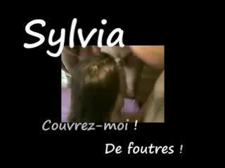 Sylvia gets poked und cummed video