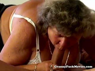 big boobs, bbw, granny