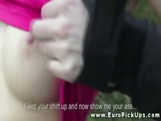 Picked omhoog euro skater pop shows af bips naar guy