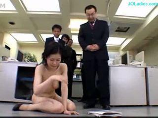 japanisch, büro, japan