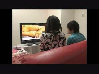 母親 和 兒子 看 色情 一起 實驗 4