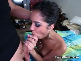 Horny Soccer Teen Abby Lee Brazil Loves Cock In Her Mouth
