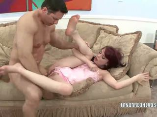 紅發 男女共學 jessi palmer getting 性交