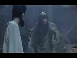 I vjetër kineze film - erotik ghost histori iii: falas porno ef