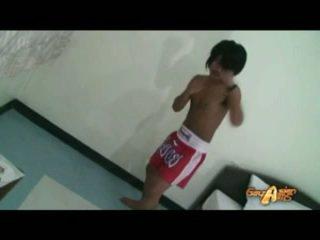 Boxe ragazzo
