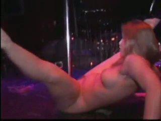 裸, 舞蹈, 剝線鉗