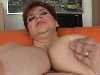 bbw, big tits, solo