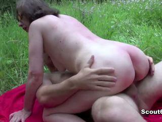 청소년, 할머니, 섹스하고 싶은 중년 여성