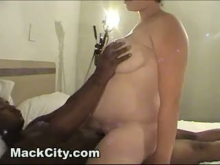 7 month pregnant chick gets banged har...