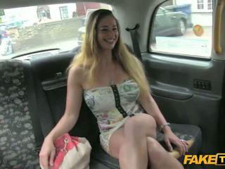 lielas krūtis, taksometrs, amatieris