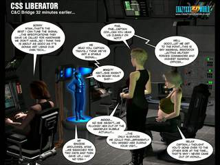 3d комичен galacticus 14