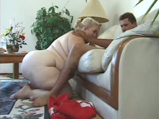 blondes, yndyrë, fat mature