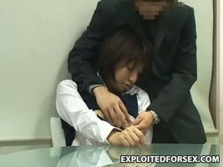 Groped During Job Interview 2