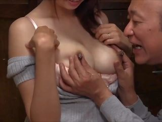 Milk for Old Man: Lactating HD Porn Video d8