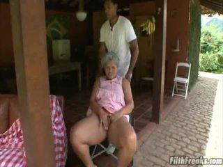 āra dzimums, masturbē, vecs