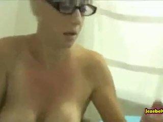 zuig-, masturbatie, mama