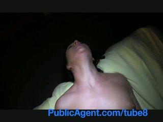Publicagent natali blue عيون خجول فتاة has multiple orgasms