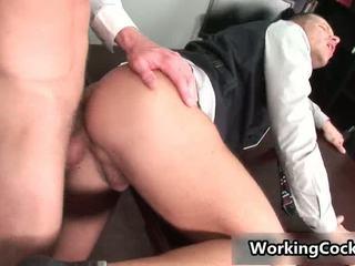 Shane frost shagging 과 형사 빨기