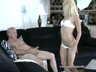 hardcore sex, mamada, young slut fucks father