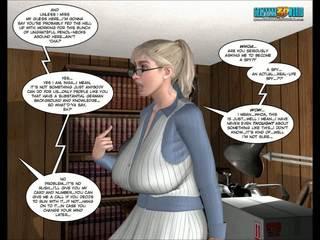 cartoons, 3d comics