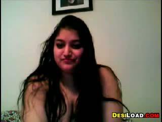 webcam, solo, fat