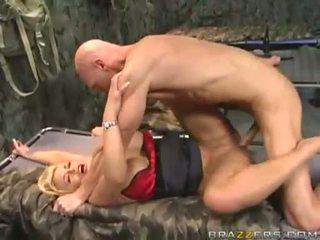 blondinen, große titten, haupt;