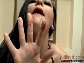 tits, brunette, big boobs
