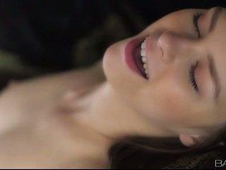 Stunning tight babe Beata Undine railed