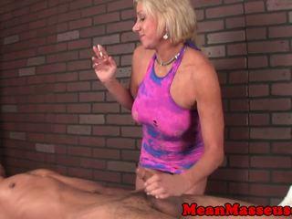 matures, massage, femdom