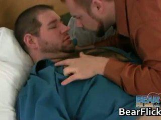 homosexuell, tragen, blowjob