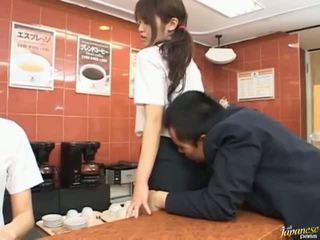 hardcore sex, japán, blowjob