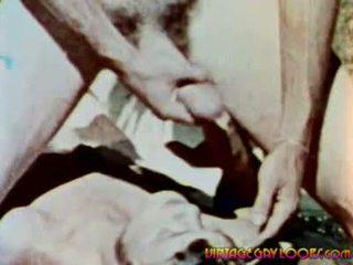 John holmes 1st homo scen