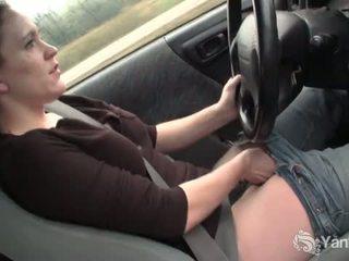 brunete, pornogrāfija, solo