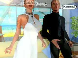 Havajiešu honeymoon kukolds gangbang