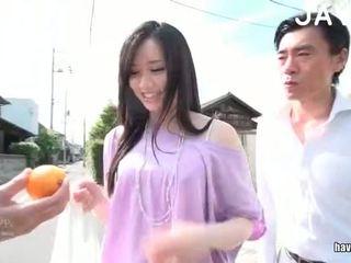 สีน้ำตาล, ญี่ปุ่น, cumshot