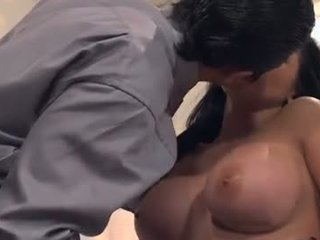 Audrey staring v porrn video