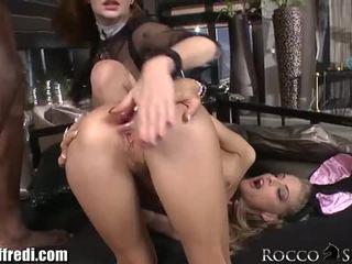 Cayenne loves rocco av rocco siffredi