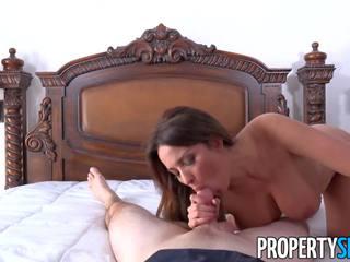 Propertysex - heiß französisch lehrer fucks homeowner: porno af