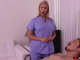 Super quente milf orgasmo controle